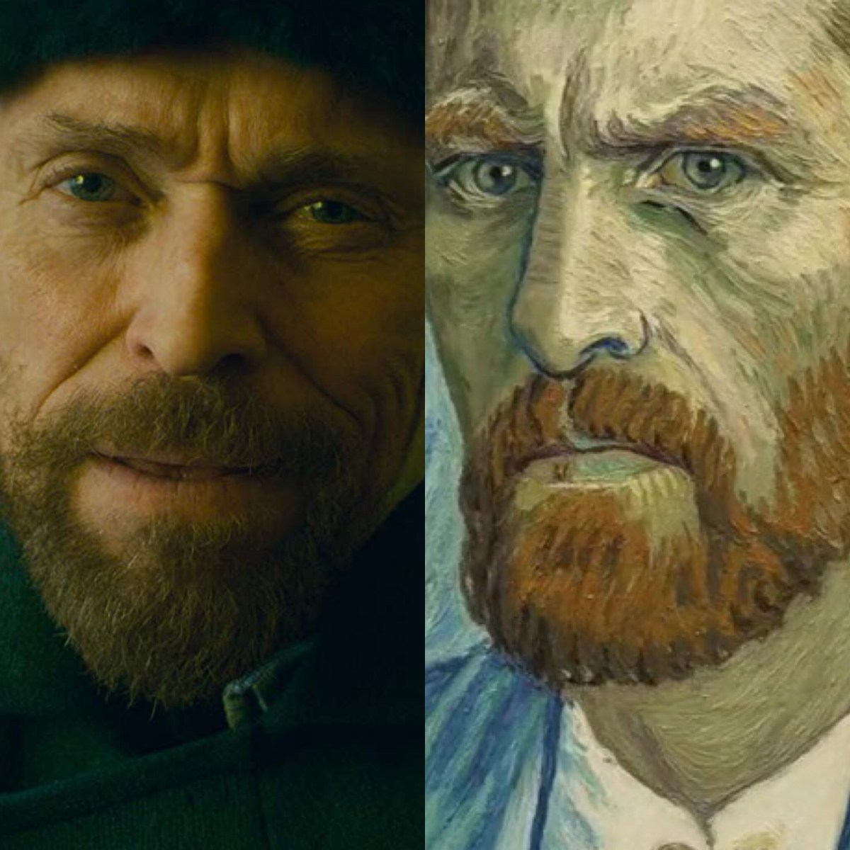 The Harmony of 'At Eternity's Gate' and 'Loving Vincent'